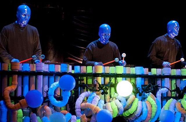 Cheap Blue Man Group Off-Broadway Tickets
