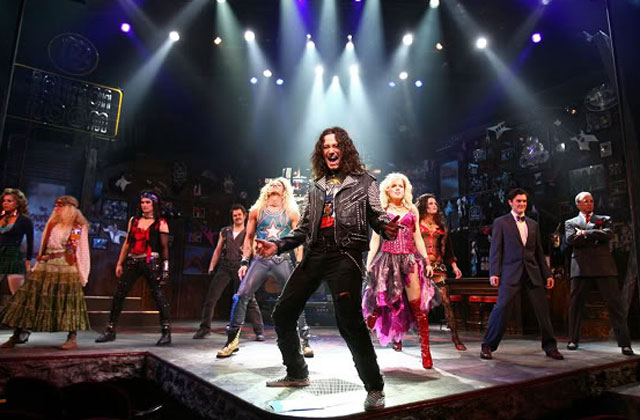 Cheap Rock of Ages Broadway Tickets
